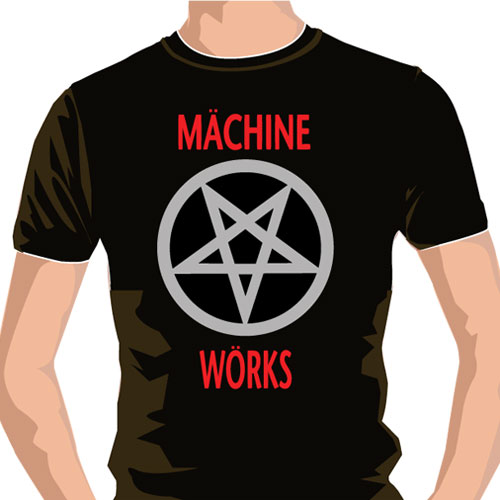 KeithB MachineWorks Tee